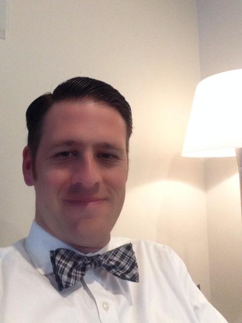 Always believe a guy in a bow tie!